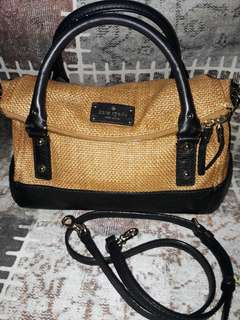 MARKDOWN..Kate spade new york leslie cobble hill 2 wag native bag