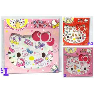 Hello Kitty FABRIC MOUSE PAD