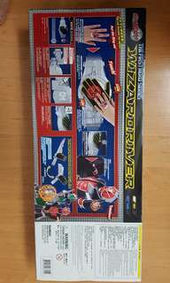 Power Rangers Wizard Driver Belt and Ring