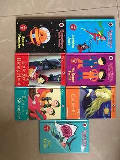 Ladybird children's books