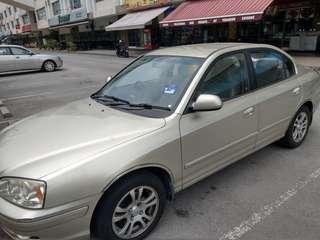 Hyundai Elantra 1.8 GLS (A)