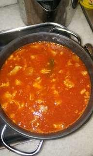 Callo's Spanish dish