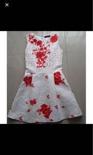 RW floral dress