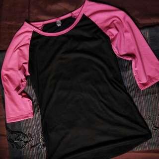 3/4 Lady shirt
