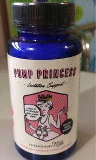 Pump Princess lactation support capsules