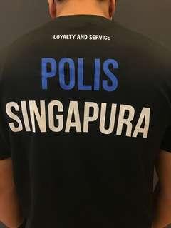 Polis Singapura T-Shirt