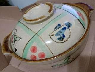 土鍋 砂鍋 約18cm