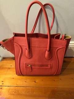 Celine knockoff bag (genuine leather)