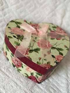 心形 禮物盒