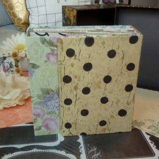 Tri-Fold Scrapbook Album...comes with box