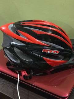 Cycling Helmet with Safety Light
