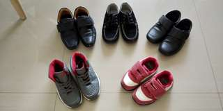 Preloved shoes for boys(kids)