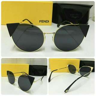 Fendi Cat Eyes