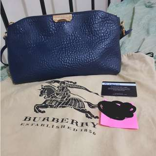Burberry chichester clutch bag