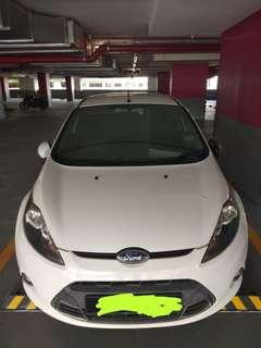 Ford Fiesta SG