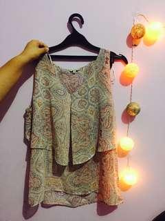 Inner Chiffon Murah / Tank top murah / Baju Murah