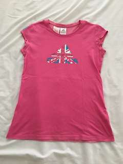 Adidas Pink Training Shirt