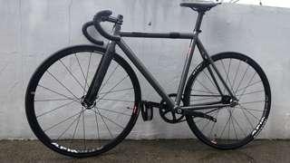 Leader Kagero Full Bike