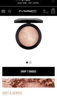 Mac highlighter (soft and gentle)