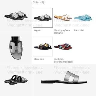 💥6️⃣月收單啦收單啦‼️ 🐴 夏日炎炎,小馬哥Hermes 涼鞋預售