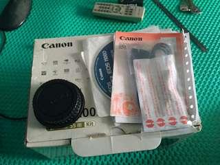 Box canon 1100D