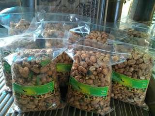 Kacang bangkok krispi 1kg