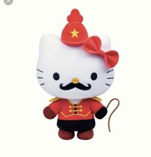 (⚠️$10 only) Hello kitty 麥麥幫馬戲團 x 馴獸師