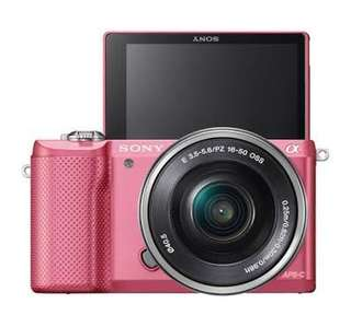 Kamera Sony A5000 Mirrorless