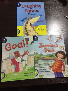 St James church kindergarten reader
