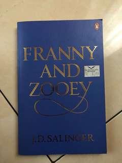 Franny and Zoey - J.D Salinger