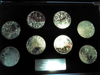 2011 MBS Gold Coins