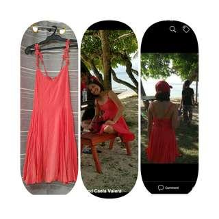 Flowy Crisscross Dress