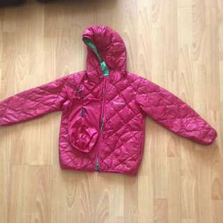 Montbell Kid's Down Jacket