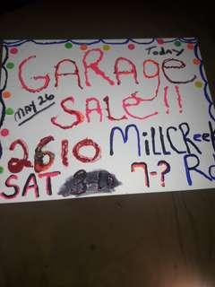 Estate sale, TODAY!!!!!! 2610 MILLCREEK RD, mentone, 7-???