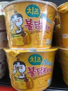 Hot Chicken Flavor Ramen