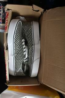 VANS 鞋  US7