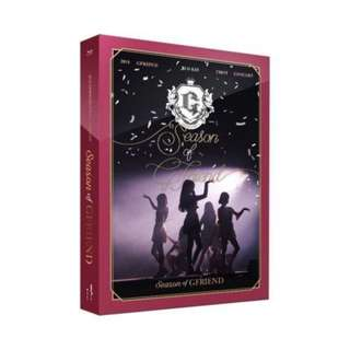 <<代購>> GFriend - 2018 GFriend First Concert (Season Of Gfriend) Blu-Ray