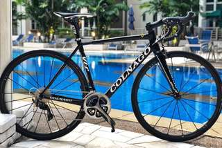 Colnago V1-r Europcar Team Edition