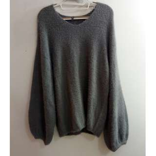 Stradivarius Oversized Knitted Sweater