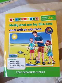 Letterland reader 3e MOLLY AND ME BY THE SEA AND OTHER STORIES