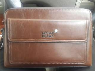 Hand carry bag mont blanc