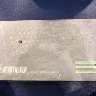 Razer Deathstalker Expert Gaming keyboard (BNIB)
