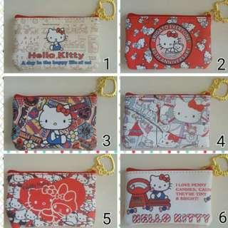 Hello Kitty Mini Purse Coin Pouch