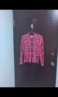 🚚 粉紅星星外套 #一百元好物