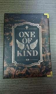 BIGBANG G-Dragon [ONE OF A KIND]1st Mini Album