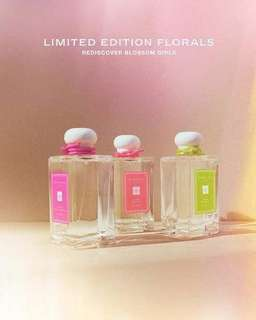 Jo Malone all variants | PO SG eta 2 june