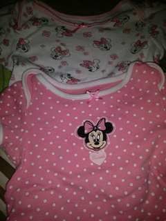 Mickey Mouse onesies bundle