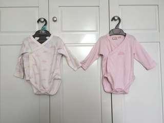 Baju bayi Zara Ori 3-6bln