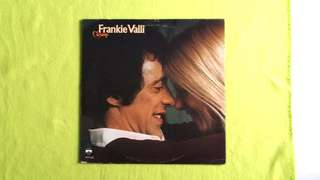 FRANKIE VALLI . close up. Vinyl record