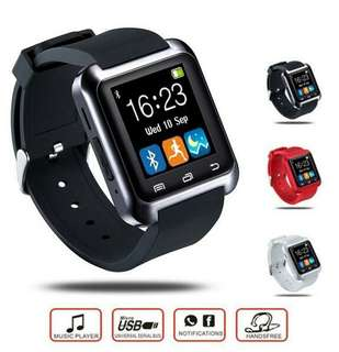 Bluetooth smart watch U8 smartWatch for For iPhone & Android